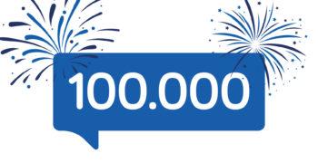 100000Mitglieder